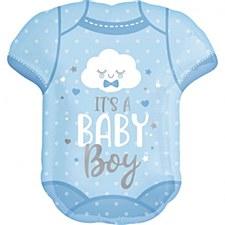 """24""""Baby Boy Onesie"""