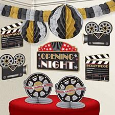 Hollywood Decorating Kit