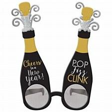 New year Fun Glasses