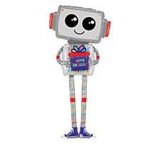 Happy Birthday Robot AirWalker