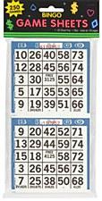 Bingo Game Sheets - 125ct