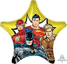"28""Justice League Star"
