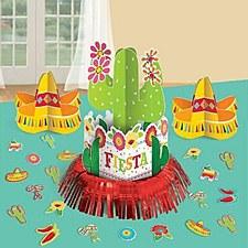 Fiesta Table Decoration Kit
