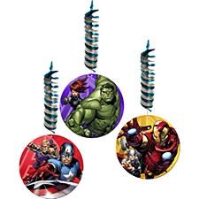 Avengers Hanging Decorations