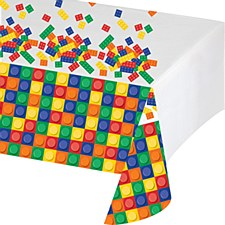 Block Party Tablecover 54''x102''