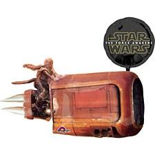 "35""Star Wars The Force Awakens Land Cruiser"