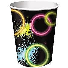 Glow Party Beverage Cups 9oz