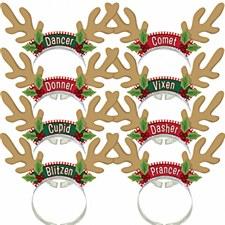 Santas Reindeer Headbands