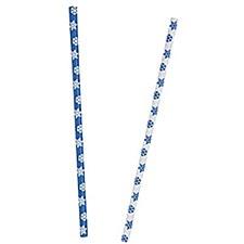 Snowflake Paper Straw