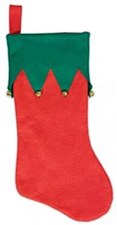 Jingle Bell Stocking