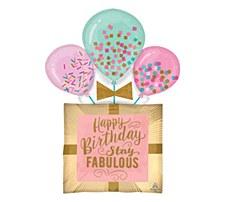 "32""Fabulous Birthday Gift"