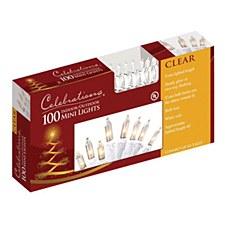 100 indoor/outdoor mini lights