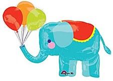 """36"""" Circus Elephant"""