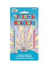 """""""2 Flashing Candle Holder"""