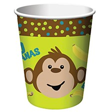 Monkeyin' Around Cups