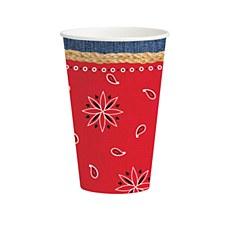 Bandanarama 12oz Cups, 8ct