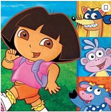 Dora The Explorer Party Lunch Napkins