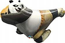 """39"""" Kung Fu Panda"""