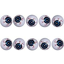 10Plastic Eyeballs