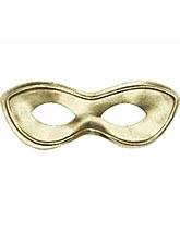 Gold Superhero Mask