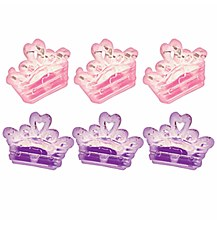 Glow Tiara Rings 6ct