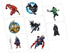 Justice League Tattoos