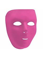 Basic Pink Face Mask
