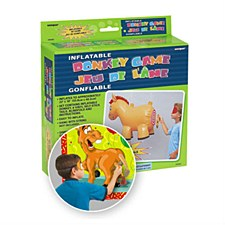 Inflatable Donkey Game