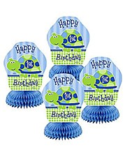 Turtle ist Birthday Honeycomb