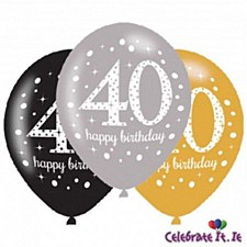 Sparkling Celebration 40th Birthday