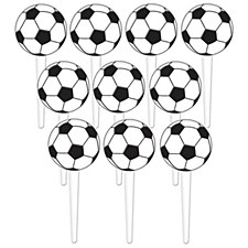 Soccer Party Picks 36ct