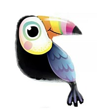 """41""""Colorful Toucan"""