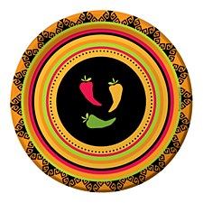 """Fiesta Grande 7"""" Dessert Plates, 8ct"""