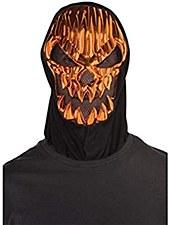 Dark Side Skull Pumpkin Mask