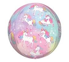 """15""""Enchanted Unicorn Orbz"""