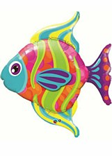 "43"" Tropical Fish"