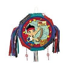 Jake & The Never Land Pirates Drum Pull Pop-Out Piñata