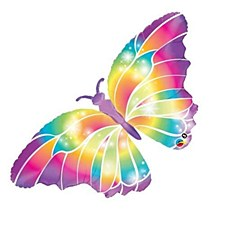 "44""Luminous Butterfly"