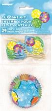 Twinkle Balloons Cupcake Kit for 24