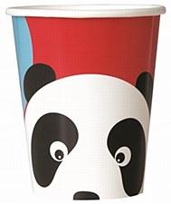 Birthday Panda 9 oz. Cups, 8ct