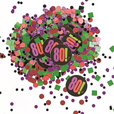 Birthday Cheer 80th Birthday Paper & Foil Confetti