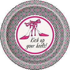 """Girls Night Out 7"""" Plate"""