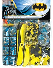 48pc batman party favor