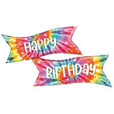 "49""Tie-Dye Birthday"