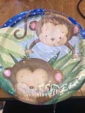 Sweet Safari Plates