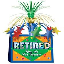 Retired Now The Fun Begins Cen