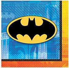 Batman Bev. Napkins