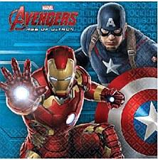 Avengers Age Of Ultron Bev Napkins