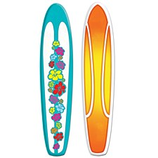Jointed Surfboard, 5'