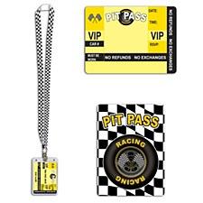 Racing Pit Pass